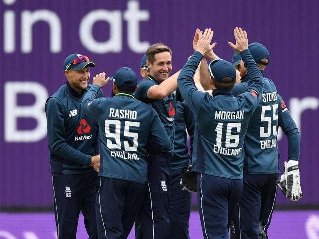 انگلش ٹیم اپنا پہلا میچ 30 مئی کو جنوبی افریقا کے خلاف کھیلے گی۔