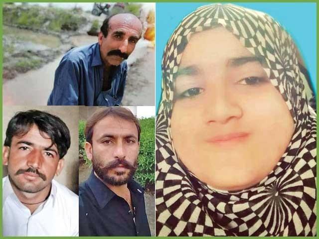 واقعہ 11مارچ کو ضلع قمبر شہداد کوٹ کے علاقے گلاب خان مگسی میں پیش آیا، رشیدہ کی اسی سال 3 جنوری کوشادی ہوئی تھی۔ فوٹو: فائل