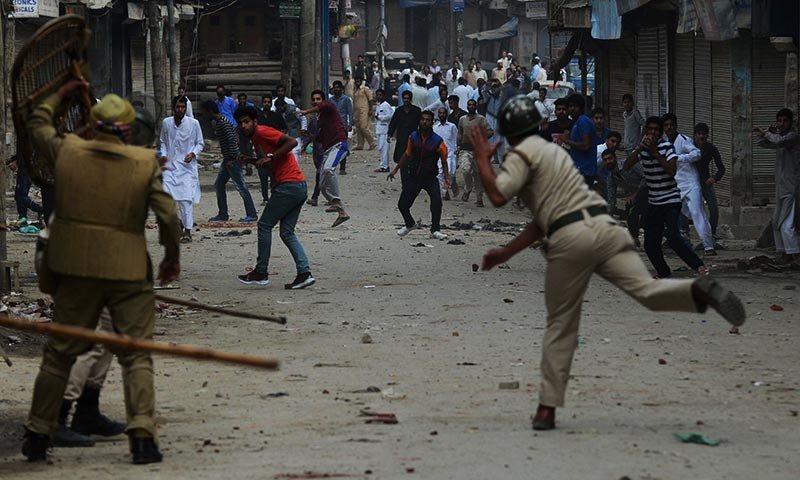شہادتوں کے بعد بھی ضلع میں سرچ آپریشن تاحال جاری، کے ایم ایس فوٹوفائل