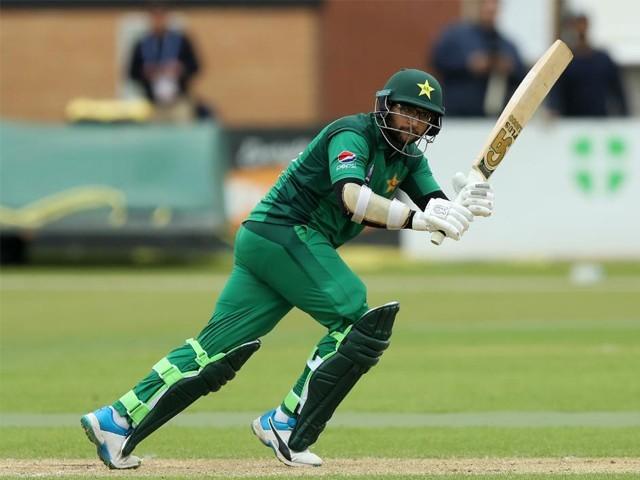 آسٹریلوی پیسرز کو کھیلتے ہوئے ٹیم کو اچھا آغاز فراہم کرنے کی کوشش کروں گا، پاکستانی اوپنر۔ فوٹو : فائل