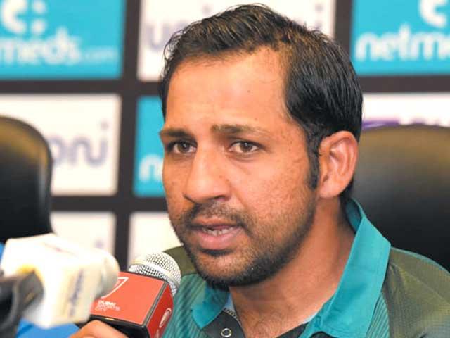 میں نہیں سمجھتاکہ پاکستانی سپورٹرز ایسا کوئی کام کریں گے، ہمارے شائقین کرکٹ اور کرکٹرز سے بہت پیار کرتے ہیں، کپتان۔ فوٹو: فائل