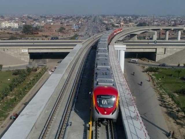 اورنج لائن ٹرین چلنے تک کیس بند نہیں ہوگا، جسٹس اعجاز الاحسن فوٹو: فائل