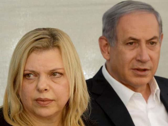 سماعت کے وقت وزیراعظم نیتن یاہو بھی عدالت میں موجود تھے۔ فوٹو : ٹائمز آف اسرائیل