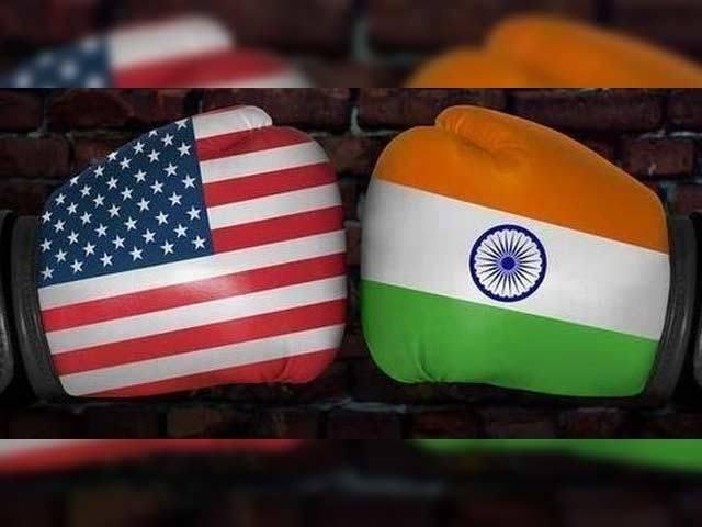 امریکا کی جانب سے بھارت کا تجارتی استثنیٰ ختم کرنے پر برہم بھارت نے ٹیکس لگا کر بدلہ چکا دیا (فوٹو : فائل)
