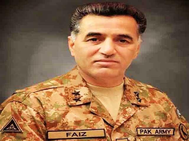 لیفٹیننٹ جنرل فیض حمید اس سے قبل آئی ایس آئی کے کاؤنٹر انٹیلی جنس ونگ کے سربراہ رہ چکے ہیں۔ فوٹو : فائل