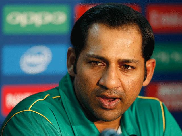 شکست کے بعد پاکستان کے لیے ٹورنامنٹ اب مشکل ہوگیا ہے، کپتان قومی کرکٹ ٹیم . فوٹو : فائل