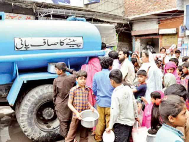 دھابیجی، گھارو اور حب ڈیم سے پانی کی سپلائی کے باعث 2 روز میں معمول پر آ جائے گی، گرمی میں پانی بند ہونے سے شہری پریشان