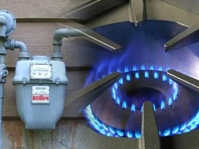 اوگرا نے مالی سال 20-2019 کے لئے گیس مہنگی کرنے کا فیصلہ دیا تھا فوٹو:فائل