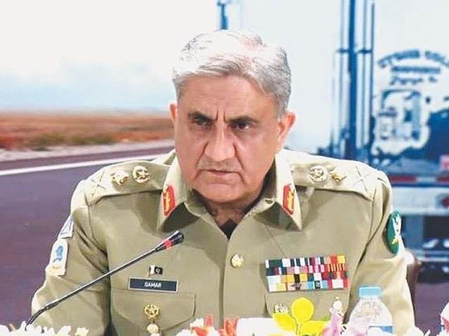 پاکستان عراق کے ساتھ برادرانہ تعلقات کی قدر کرتا ہے، سربراہ پاک فوج۔  (فوٹو: فائل)