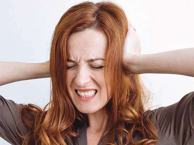 جس میں مبتلا فرد کھانے کے دوران کسی کے منھ سے آتی آواز سُن کر غصے کی انتہا کو پہنچ جاتا ہے