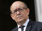 فرانس کے وزیربرائے خارجہ و یورپی امور ژان لیو لے دریون، جن کا جعلی روپ دھار کر فراڈیوں نے 9 کروڑ ڈالر کی رقم اینٹھ لی۔ فوٹو: فائل