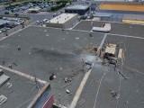 اسی ایئرپورٹ پر 12 جون کو میزائل حملے میں 26 افراد زخمی ہوگئے تھے۔ فوٹو : فائل