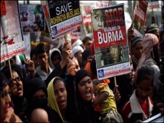 روہنگیا مسلمانوں کی گھر واپسی اور بحالی کو مسلسل کھٹائی میں ڈالا جارہا ہے۔ (فوٹو: انٹرنیٹ)