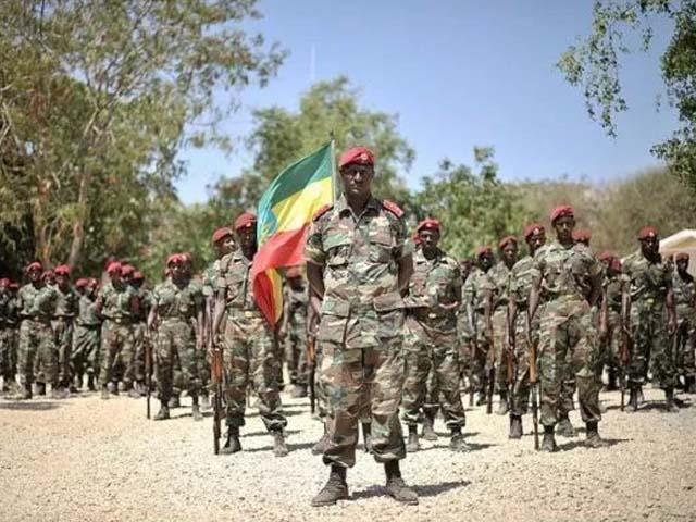 ایتھوپیا کی 9 ریاستوں میں فوجی بغاوت کی گئی تھی جسے ناکام بنادیا گیا (فوٹو : فائل)