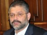 سندھ ہائیکورٹ نے 2 بار شرجیل انعام میمن کی درخواستِ ضمانت مسترد کی تھی فوٹو: فائل