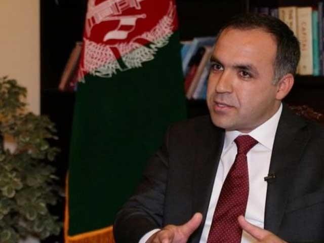 مذاکرات کی کامیابی کے خواہاں ہیں، افغان سفیر ۔ فوٹو : فائل