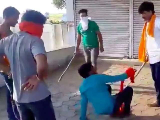 گزشتہ ایک ماہ میں بھارتی ریاست جھارکھنڈ میں مسلمانوں پر تشدد یہ تیسرا واقعہ ہے۔ فوٹو : فائل