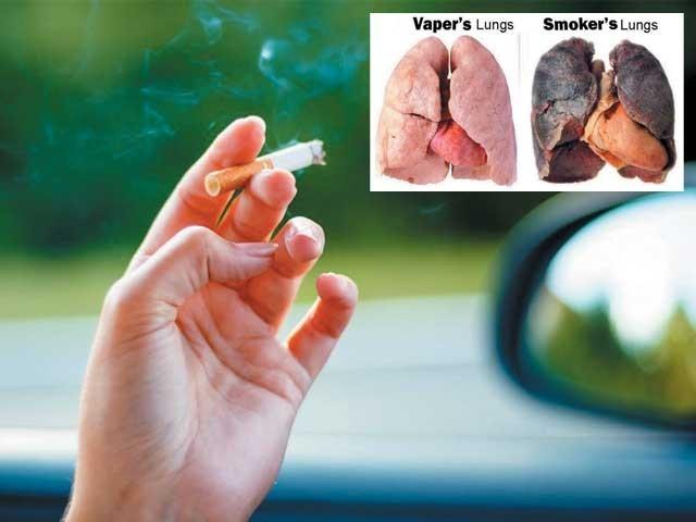 برطانیہ میں سگریٹ نوشی میں کمی، 61فیصد شہری اس عادت سے جان چھڑانا چاہتے ہیں۔ فوٹو: فائل