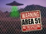 ایریا 51 کے آس پاس اکثر اڑن طشتریاں دیکھنے کی خبریں ملتی ہیں لیکن یہاں داخلہ سختی سے ممنوع ہے۔ (فوٹو: فائل)
