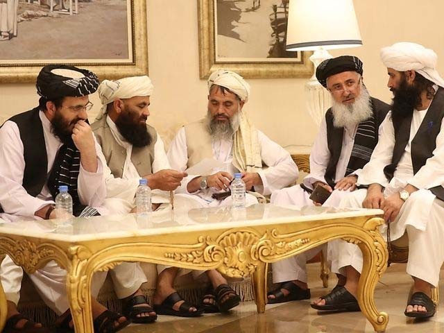 افغان تصفیے میں امریکا، چین اور روس سمیت عالمی قوتیں پاکستان کو بھارت پر ترجیح دیتی ہیں۔ ٹائمز آف انڈیا فوٹو : فائل