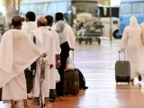 حاجیوں  کے ذریعے کرونا وائرس کی پاکستان منتقلی کے پیش نظر موثر حفاظتی اقدامات اٹھانے کی ضرورت ہے۔ فوٹوفائل