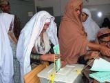 قبائلی اضلاع کے 28 لاکھ سے زائد ووٹرز صوبائی اسمبلی کے لیے اپنے نمائندوں کا انتخاب کریں گے فوٹو: فائل