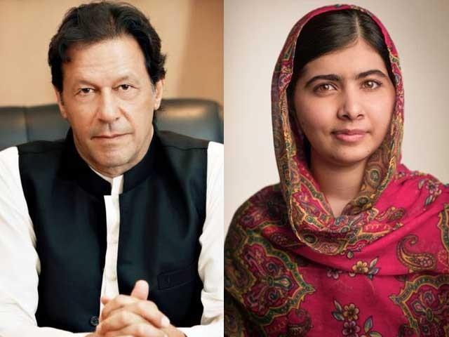 سب سے زیادہ پسند کیے جانیوالے افراد میں عمران خان 17 ویں اور ملالہ چھٹے نمبر ہیں