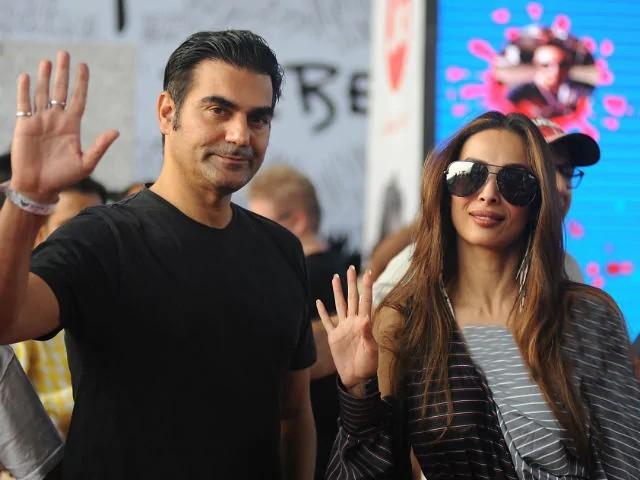 طلاق کے بعد ہم ایک دوسرے سے نفرت نہیں بلکہ عزت کرتے ہیں، ارباز خان۔ فوٹو: فائل