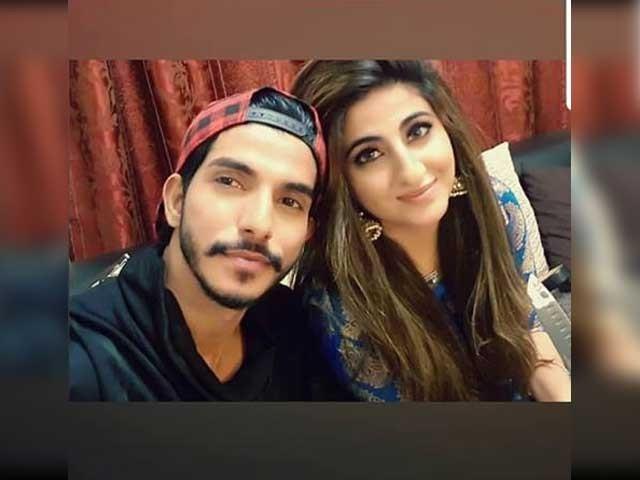 شوہر نے نہ صرف جسمانی تشدد کا نشانہ بنایا بلکہ ذہنی ٹارچر بھی کیا ، اہلیہ محسن عباس حیدر : فوٹو فیس بک