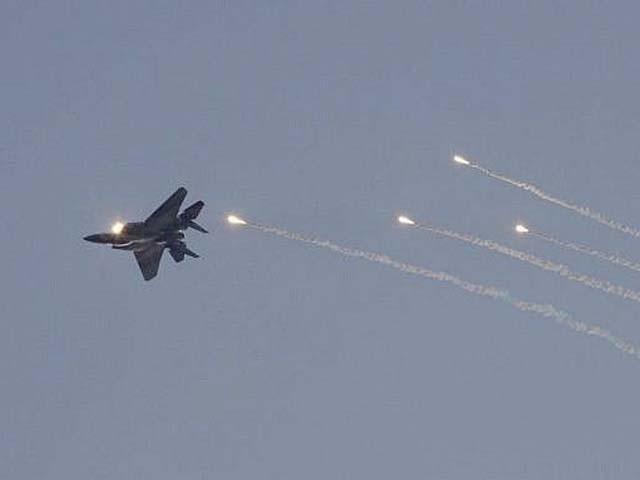 چین اور روسی طیاروں نے فضائی حدود کی خلاف ورزی کی۔ فوٹو : فائل