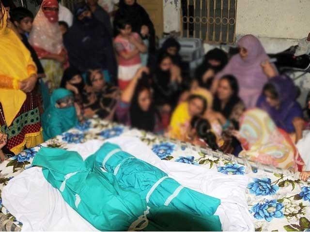 چوتھی بچی ساہیوال اسپتال میں زیر علاج ہے جہاں اس کی حالت تشویش ناک بتائی جاتی ہے۔ فوٹو:فائل