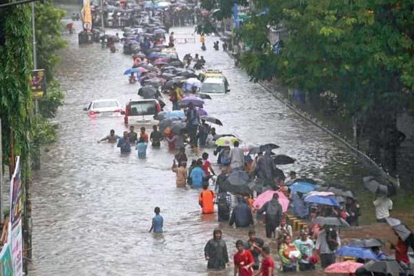 Mumbai Rain 7