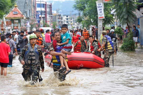 Nepal Rain
