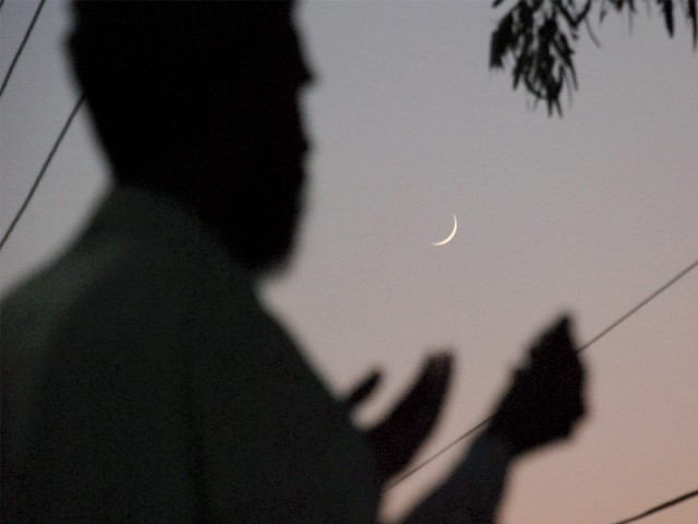 عید الاضحیٰ 12 اگست بروز پیر کو منائی جائے گی، رویت ہلال کمیٹی ۔ فوٹو : فائل