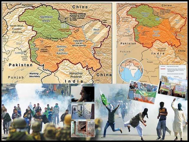 مسئلہ کشمیر پر پاکستان کے فیصلہ کُن کردار کا لمحہ آن پہنچا