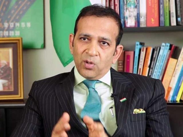 پاکستان کے نئے ہائی کمشنر امین الحق کو 16 اگست کو بھارت جانا تھا، فوٹو: فائل