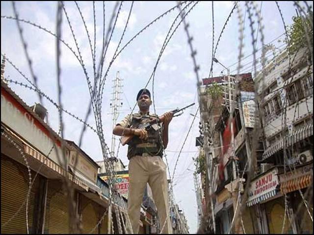 کشمیری 70 سال سے بھارت کے ظلم اور جبر کا شکار ہیں۔ (فوٹو: انٹرنیٹ)