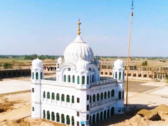 کرتارپور کوریڈور کی تعمیر کو جاری رکھنا پاکستان کا ایک بڑا قدم ہے، بھارتی وزیر فوٹو: فائل