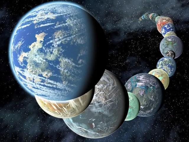 اب تک 4,031 ماورائے شمسی سیارے دریافت ہوچکے ہیں، جن میں سے 40 ہماری زمین سے مماثلت رکھتے ہیں۔ فوٹو: انٹرنیٹ