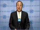 کشمیر کا مسئلہ اقوام متحدہ کے چارٹر اور دو طرفہ معاہدہ کے تحت حل ہونا چاہیے ، چینی مندوب۔ فوٹو:ایکسپریس نیوز۔