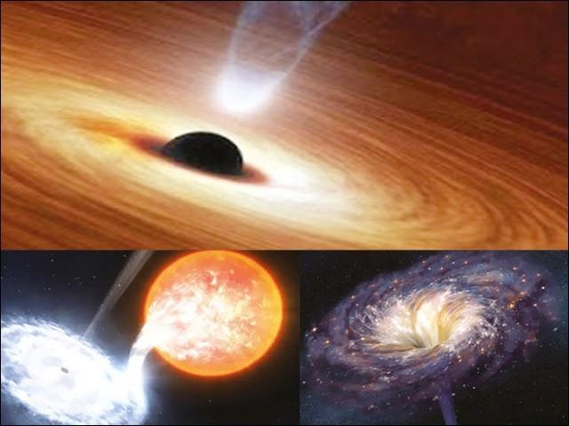 ہماری کائنات پراسرایت کا سمندر ہے۔ (فوٹو: انٹرنیٹ)