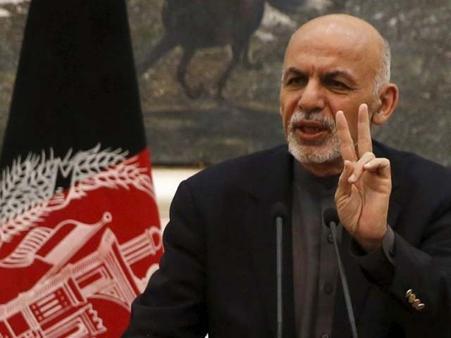 دہشت گردی کے خلاف جنگ میں کامیابی ہمارا مقدر ہوگی۔ افغان صدر فوٹو : فائل