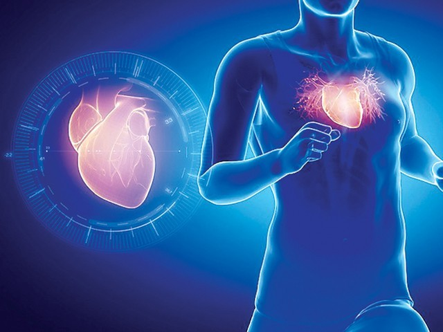روشنی کا ہماری عمومی تندرستی کے علاوہ دل کی صحت سے بھی گہرا تعلق ہے۔ (فوٹو: فائل)