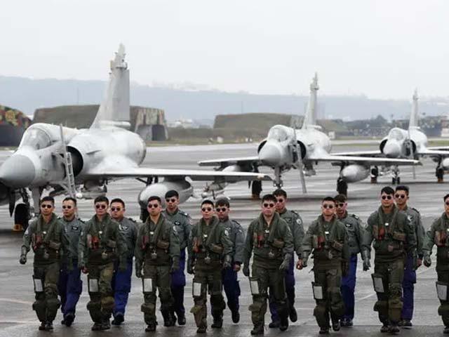 امریکا تائیوان کو 66 طیارے فروخت کرے گا۔ فوٹو : فائل