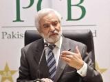 چیئرمین پی سی بی کی اہلیہ کے غیر ملکی دورے بورڈ کو 3 لاکھ 30 ہزار میں پڑے فوٹو: فائل