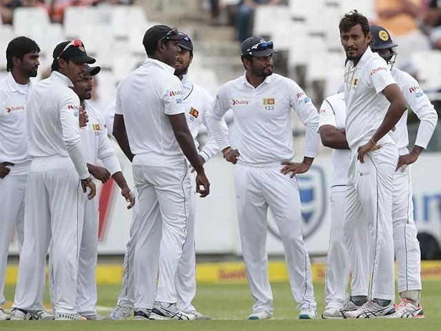 سری لنکا نے باضابطہ طور پر کسی بھی فیصلے سے آگاہ نہیں کیا ہے، پی سی بی ذرائع۔ فوٹو : فائل
