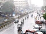 رواں برس کراچی میں کئی برسوں کے بعد اچھی مون سون بارشیں ہوئی ہیں فوٹو: فائل