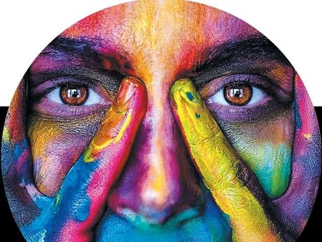 رنگ کائنات کے حسن کا نکھار ہیں