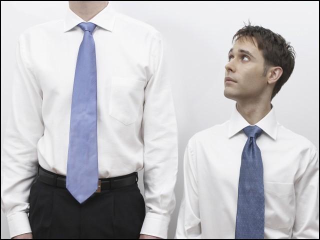 مردوں کے قد میں ہر 10 سینٹی میٹر اضافے سے ان کے ذیابیطس میں مبتلا ہونے کے امکانات 33 فیصد کم ہوجاتے ہیں۔ (فوٹو: انٹرنیٹ)