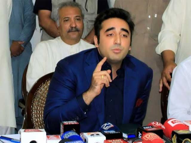 کسی بھی صورت سندھ کے خلاف سازش کامیاب نہیں ہونے دیں گے، بلاول بھٹو زرداری فوٹو: فائل
